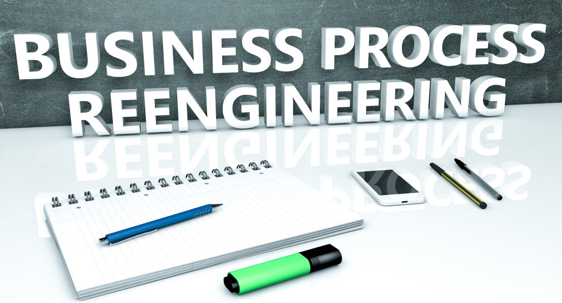 Business Process Reengineering in 4 Simple Steps